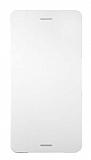 Sony Xperia X SCR52 Orjinal Uyku Modlu Flip Cover Beyaz Kılıf