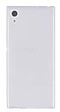 Sony Xperia XA1 Süper İnce Şeffaf Silikon Kılıf
