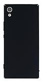 Sony Xperia XA1 Ultra Tam Kenar Koruma Siyah Rubber Kılıf