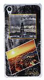 Sony Xperia Z1 İstanbul Kartpostal Rubber Kılıf