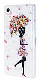 Sony Xperia Z1 Ta�l� �emsiye Silikon K�l�f