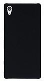 Sony Xperia Z5 Premium Siyah Sert Rubber Kılıf