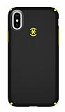 Speck CandyShell iPhone X Ultra Koruma Siyah Kılıf