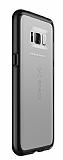 Speck Samsung Galaxy S8 Plus Siyah Silikon Kenarlı Ultra Koruma Kılıf