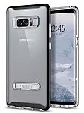 Spigen Crystal Hybrid Samsung Galaxy Note 8 Siyah Kılıf