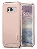 Spigen Crystal Hybrid Samsung Galaxy S8 Plus Pale Dogwood Kılıf