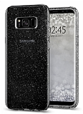 Spigen Liquid Crystal Glitter Samsung Galaxy S8 Space Quartz Kılıf
