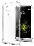 Spigen Crystal Shell LG G5 Şeffaf Kılıf