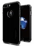 Spigen Hybrid Armor iPhone 7 Plus Jet Black Kılıf