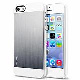 Spigen iPhone 5 / 5S Saturn G�m�� Rubber K�l�f