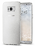 Spigen Liquid Crystal Glitter Samsung Galaxy S8 Plus Crystal Quartz Kılıf