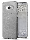 Spigen Liquid Crystal Glitter Samsung Galaxy S8 Plus Space Quartz Kılıf