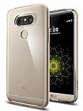 Spigen Neo Hybrid Crystal LG G5 Gold Kılıf
