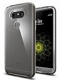 Spigen Neo Hybrid Crystal LG G5 Gunmetal Kılıf