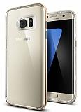 Spigen Neo Hybrid Crystal Samsung Galaxy S7 Edge Gold K�l�f