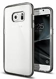 Spigen Neo Hybrid Crystal Samsung Galaxy S7 Gunmetal Kılıf