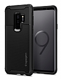 Spigen Rugged Armor Urban Samsung Galaxy S9 Plus Gunmetal Kılıf