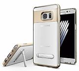 Spigen Samsung Galaxy Note FE Kılıf Crystal Hybrid Gold