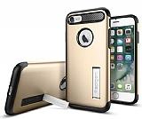 Spigen Slim Armor iPhone 7 Gold Kılıf