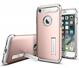 Spigen Slim Armor iPhone 7 Rose Gold Kılıf