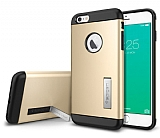 Spigen Slim Armor iPhone 6 Plus / 6S Plus Gold Kılıf