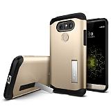 Spigen Slim Armor LG G5 Gold Kılıf