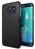 Spigen Thin Fit Samsung Galaxy S6 Edge Plus Siyah Kılıf