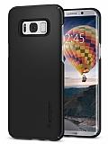 Spigen Thin Fit Samsung Galaxy S8 Plus Siyah Rubber Kılıf