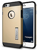 Spigen Tough Armor iPhone 6 Plus / 6S Plus Gold Kılıf
