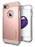 Spigen Tough Armor iPhone 7 Rose Gold Kılıf