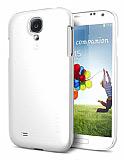 Spigen Ultra Capsule Samsung i9500 Galaxy S4 Beyaz K�l�f
