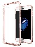 Spigen Ultra Hybrid iPhone 7 Plus Rose Gold Kılıf