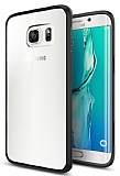 Spigen Ultra Hybrid Samsung Galaxy S6 Edge Plus Siyah Kılıf