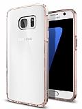 Spigen Ultra Hybrid Samsung Galaxy S7 Rose Gold Kılıf
