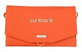 Sunbank Sunbag Güneş Enerjili Şarj Cihazlı Turuncu Çanta