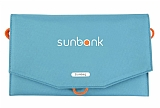 Sunbank Sunbag Güneş Enerjili Şarj Cihazlı Mavi Çanta