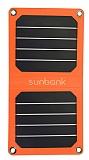 Sunbank SunTouch 5.3W Güneş Enerjili Anlık Turuncu Şarj Cihazı