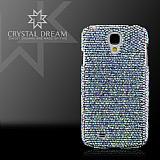 Beyaz Ta�l� Samsung i9500 Galaxy S4 Arka Kapak