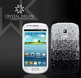 Ta�l� Damla Samsung i8190 Galaxy S3 Mini Arka Kapak
