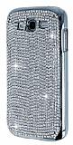 Ta�l� Samsung i9082 Galaxy Grand / i9060 Grand Neo Silver Rubber K�l�f