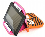 Tabzoo Universal 10 in� Tablet Sleeve Tiger K�l�f