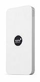 Totu Design 6000 mAh Powerbank Beyaz Yedek Batarya