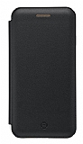 Totu Design Acme Series iPhone 7 / 8 Standlı Kapaklı Siyah Kılıf