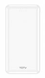 Totu Design CPBN-031 10000 mAh Powerbank Beyaz Yedek Batarya
