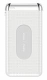 Totu Design CPBW-04 10000 mAh Kablosuz Powerbank Beyaz Yedek Batarya