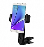 Totu Design CT04 Samsung Galaxy Note 5 Siyah Araç Havalandırma Tutucu