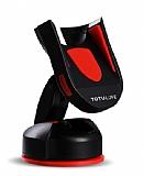 Totu Design CT12 Universal Vantuzlu Kırmızı Telefon Tutucu