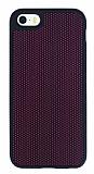 Totu Design iPhone SE / 5 / 5S Ultra Koruma Pembe Silikon K�l�f