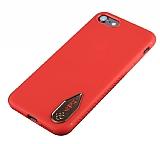 Totu Design Poker Series iPhone 7 / 8 Kırmızı Silikon Kılıf