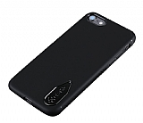 Totu Design Poker Series iPhone 7 / 8 Siyah Silikon Kılıf